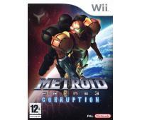 Wii - Metroid Prime 3 Corruption
