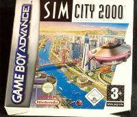 GameBoy Advance - Simcity 2000