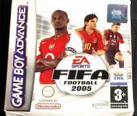 GameBoy Advance - Fifa 05