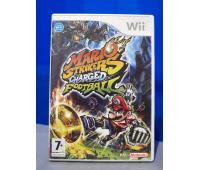 Wii - Mario Strikers Charged Football [Semi nuevo]